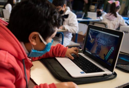 Conociendo el potencial de Minecraft Education